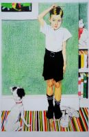 NORMAN ROCKWELL TRANSCRIPTION (2012) by sydsense