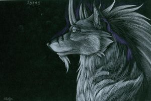 GIFT: Aurua by MagicallyCapricious