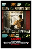 leon poster by avedic