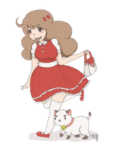 Bee And Puppycat by TheLonelyDoll