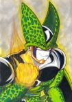 Perfect Cell by Celso33