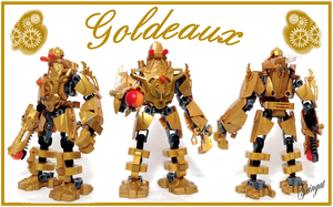 Goldeaux by Lol-Pretzel