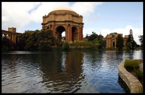 Palace of Fine Arts by SZenz