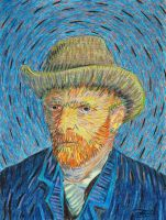 Vincent by artbypaulfisher