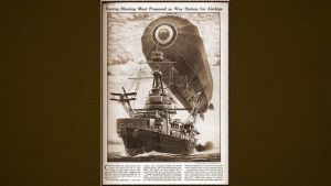 AIRSHIPS floating-mooring-mast by PanzerBob