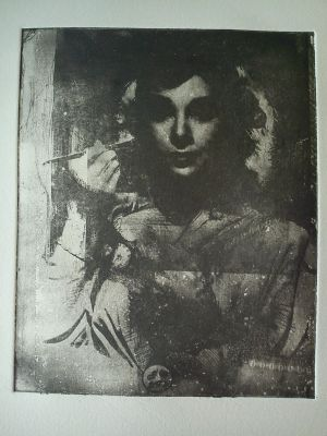 Photopolymer Etching 1 by Skatoony