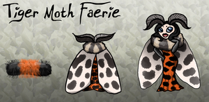 Squiby -Tiger Moth Faerie by Chimajra