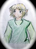 Toon link practice by shalaylex