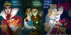 Once Upon a Disney by ooNerina