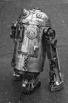 R2D2 by frequenzlos