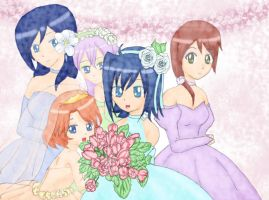 CFV-Brides by Yuaikai8