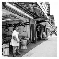 New York Chinatown 073 by jonniedee