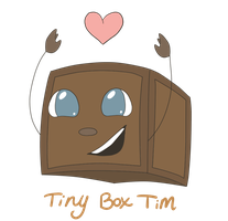 Tiny Box Tim by BunsDream