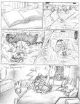 .::Free Comic Page Sonic Skyline::. by Sonar15
