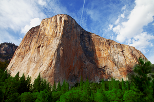 Yosemite Valley 5K Wallpaper by JasonZigrino