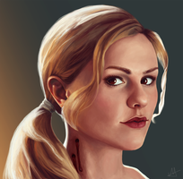 Sookie Stackhouse by zara-leventhal
