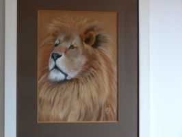 Le roi lion by PascalePerrot