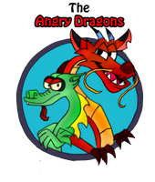 The Angry Dragon :Version 2: by Garfield141992