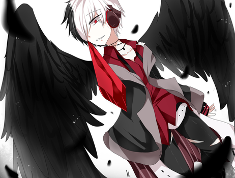 = Fallen Angel = by Ruzuri