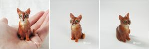 Abyssinian Totem by LimitlessEndeavours