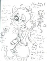 Follow Me Only If You Like Me by Kittychan2005