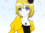 Rin Kagamine - Servant Of Evil by Purinsesu-Akari