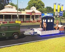 Toowoomba DWCA - Float Draft by Lupus-deus-est