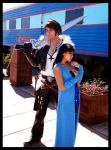 Squall and Rinoa V by alsquall