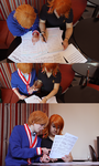 Working together for Haruka. by playmobiel