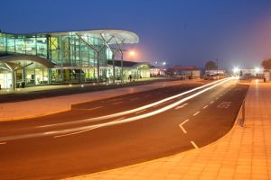 Guernsey Airport by JaggedSilver
