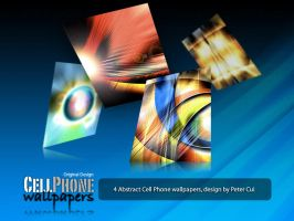 Cell phone wallpapers by petercui