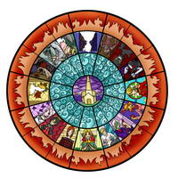 Hotel Haven: Staff in Glass by TheDemonSurfer