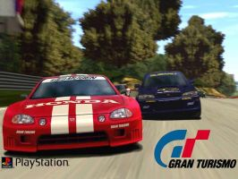 Gran Turismo 2 wallpaper by nathan2617