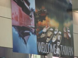 Welcome to Taiwan by pallaza