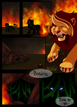 Darker Times Prologue 1 by Lyra-lions