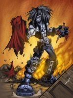 Lobo color 2 by mennyo