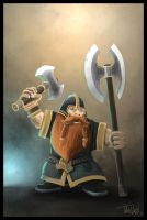 Dwarf by TWPictures