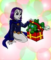 Contest entry-BBXRAE Christmas by WhiteRaven4