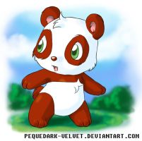 KIRIBAN .:A RED PANDA:. by PEQUEDARK-VELVET