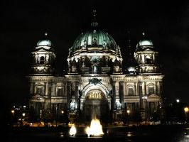 Berlin at night 1 by Jamest4all