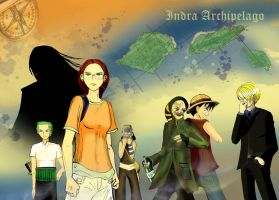 Indra Archipelago Arc by Raaga-June