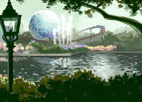 EPCOT by hiphopfarendo