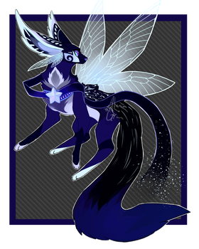 ADOPTABLE03::STARDUST:CLOSED by Jaysadoptable