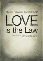 LOVE is the LAW by shadowfax913