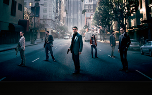 Inception Wallpaper by Mohinder66