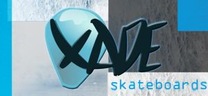 Xade skateboards by Grinder40