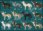 Natural Canine Adopts 02:CLOSED!!! by Sedillio