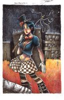 Mary Poppins by JeremyTreece