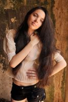 Rosie - hair and lace 1 by wildplaces