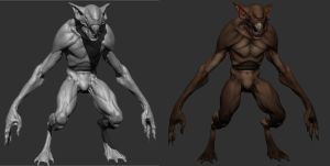 Creature Project- High res by butt-sahib911